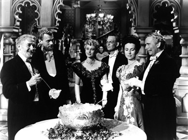 The Magnificent Ambersons (El cuarto mandamiento, Orson Welles, 1942 ...