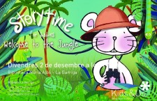Storytime: Welcome to the Jungle!
