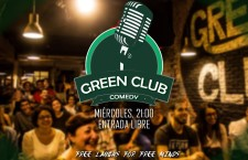 Green Club Comedy en el Green Club Madrid