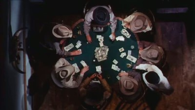 Cine el poker de la muerte