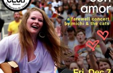 A Farewell concert by Michi & the Cats