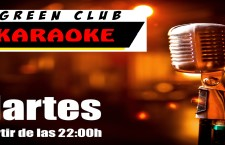 Karaoke en el Green Club Madrid