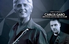 Terry Oldfield & Carlos Garo
