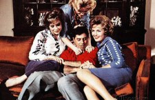 El terror de las chicas (The Ladies Man, Jerry Lewis, 1961).