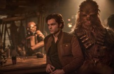 HAN SOLO: UNA HISTORIA DE STAR WARS, de Ron Howard.
