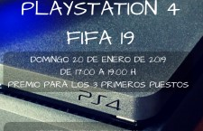 Torneo PlayStation 4 FIFA 19